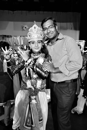 Shiv Mandir of Atlanta - Krishna Drama by Kids
