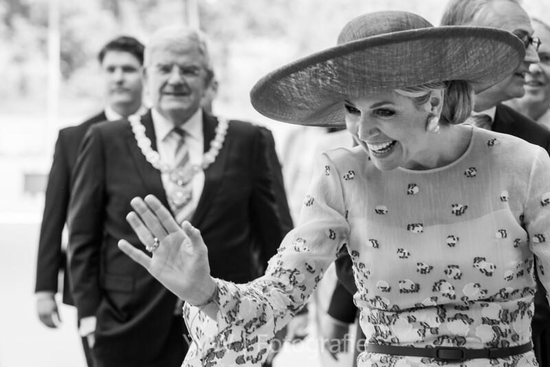Koningin Máxima opent Prinses Máxima Centrum