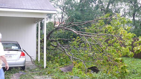 Hurricane Gustav 09/08 Computer Maintenance