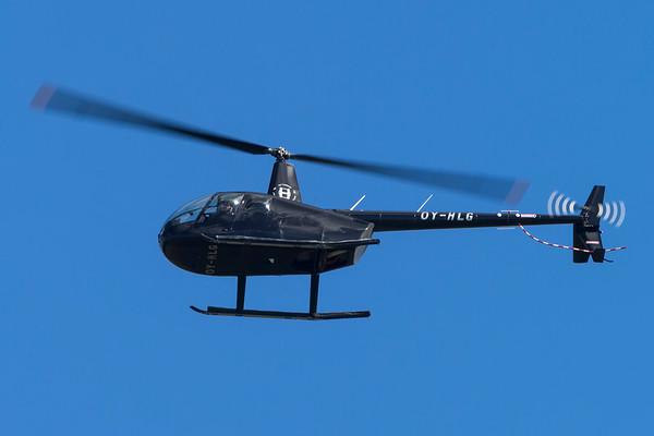 OY-HLG - Robinson R44 Clipper II