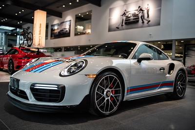 Porsche 911 Turbo Delivery