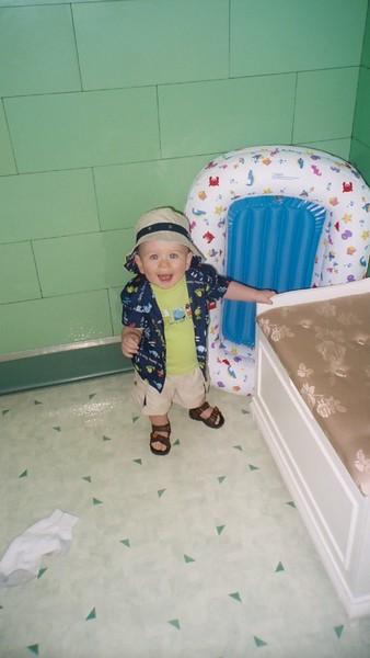 2005 GAT Family Visit