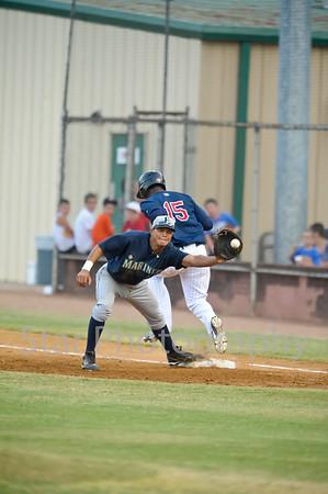 Twins vs Pulaski 6-30-2012