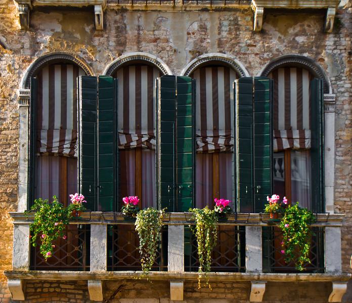 Dorsoduro Balcony