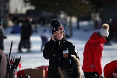 Jan 19, 2018 - Nakiska Audi FIS Ski Cross World Cup qualifications