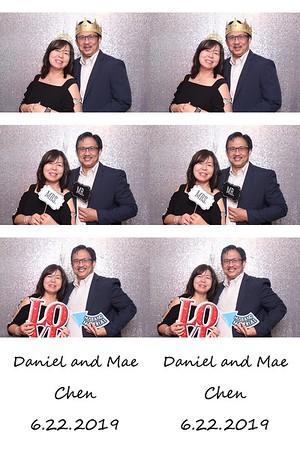 Mae and Daniel Wedding