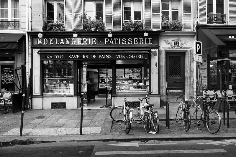 Paris Boulangerie Patisserie