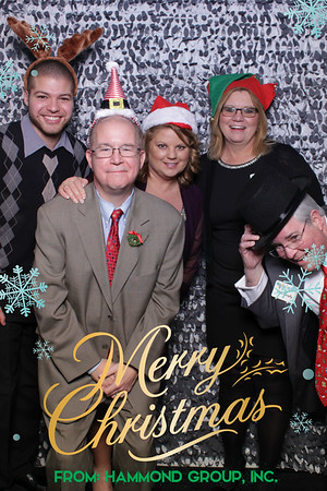 Hammond Group Holiday Party 2016