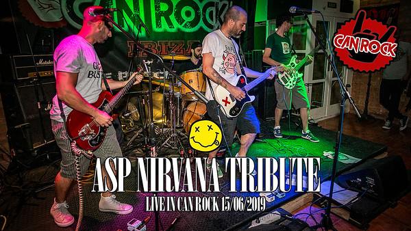 ASP NIRVANA CAN ROCK