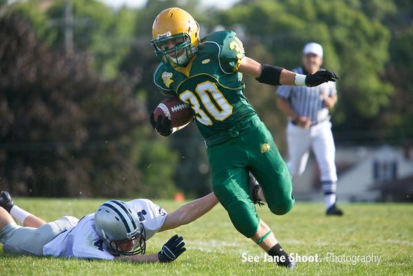 Sophomore: Hempstead Mustangs 0 - Cedar Rapids Xavier 42