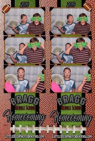 Bragg Middle School Homecoming 2018
