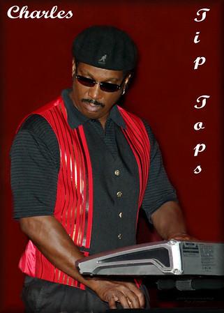 Charles E. Gordon, Tip Tops keyboard player...Baton Rouge.