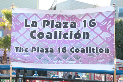 Real Estate speculation and displacement - A Rally at 16th & Mission Street