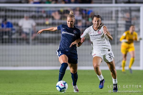 NC Courage vs Portland Thorns FC 6-15-2019