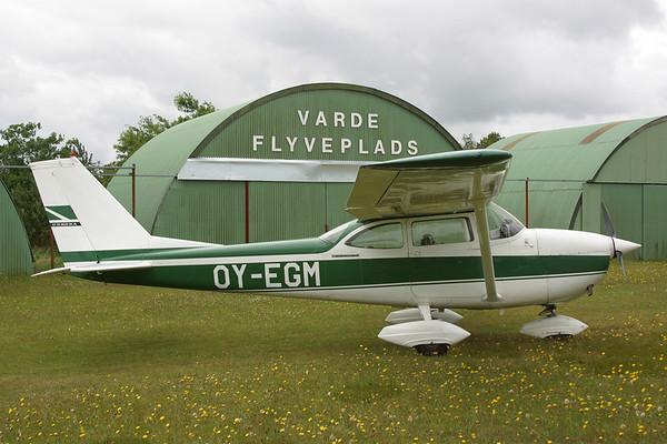 OY-EGM - Reims Cessna F172H Skyhawk