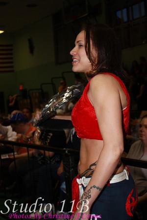 ICW 20100515 - Mercedes & Alicia vs Velvet Skye & Brittney Savage with Rick Cataldo