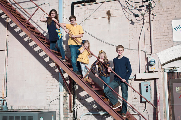 Tackett Family: 2019