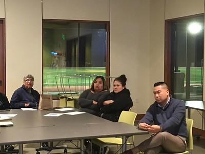 2020: Lost Hills Community Meeting - Adult Education