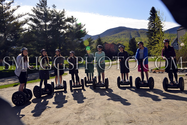 May 21st  - SEGWAY TOURS - Toronto Girls