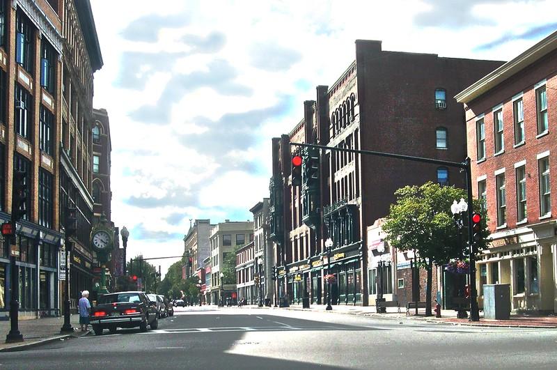 Merrimack St. - Lowell, MA