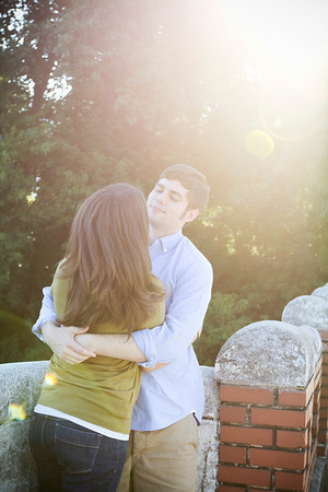Ashley & Lance - Engagements