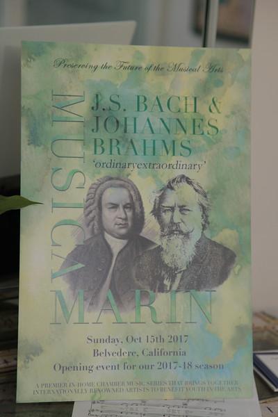 Musica Marin JEH Event  10/17