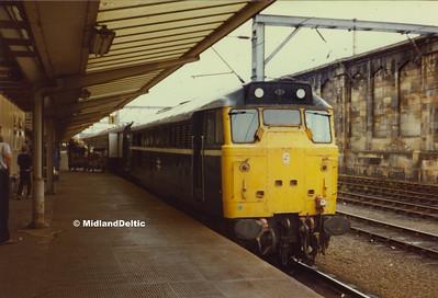 Maryport / Carlisle (Rail), 29-07-1983