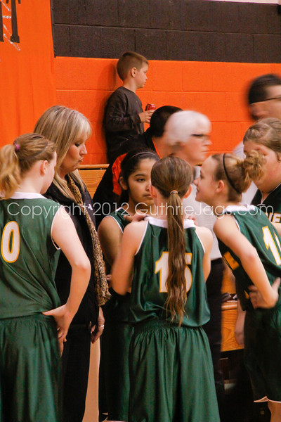 GJHS Lil Lady Jags Basketball
