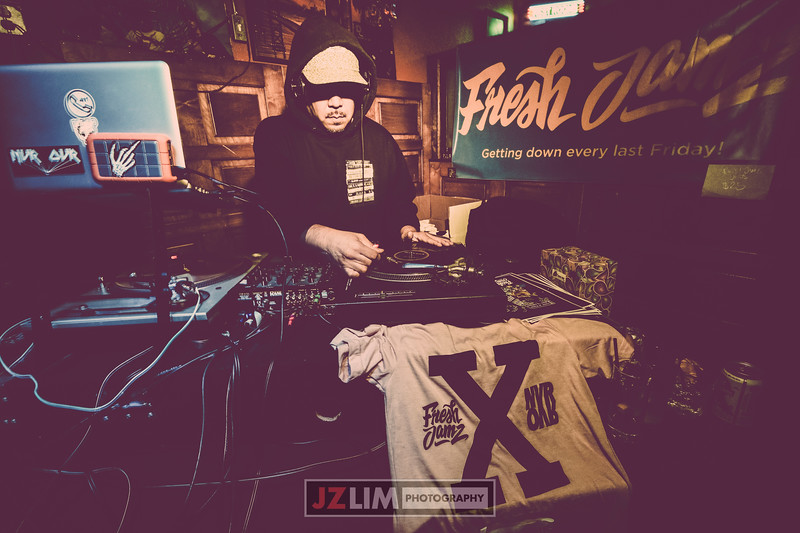 Fresh Jamz 10th Year Anniversary