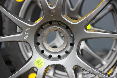 Aston Martin Racing wheels