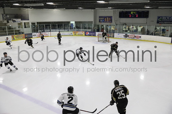 Spartains vs Icecats 1-25-18