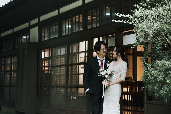 孫立人陸軍聯誼廳|婚禮紀錄 | 婚攝