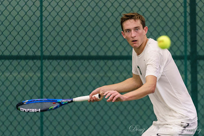 Columbia vs Dartmouth Men's Tennis