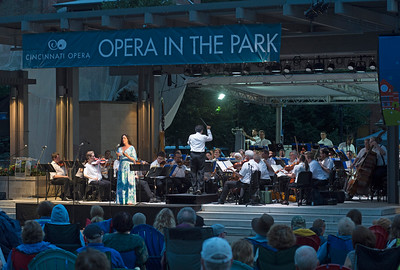 Opera In The Park 2019