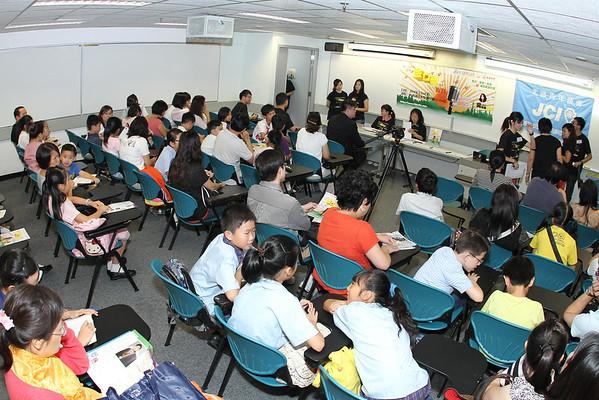 20110710 - 第二十屆香港兒童金口獎比賽複賽