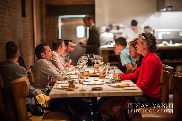 2015 BGF: VIP Dinner @ Bottega