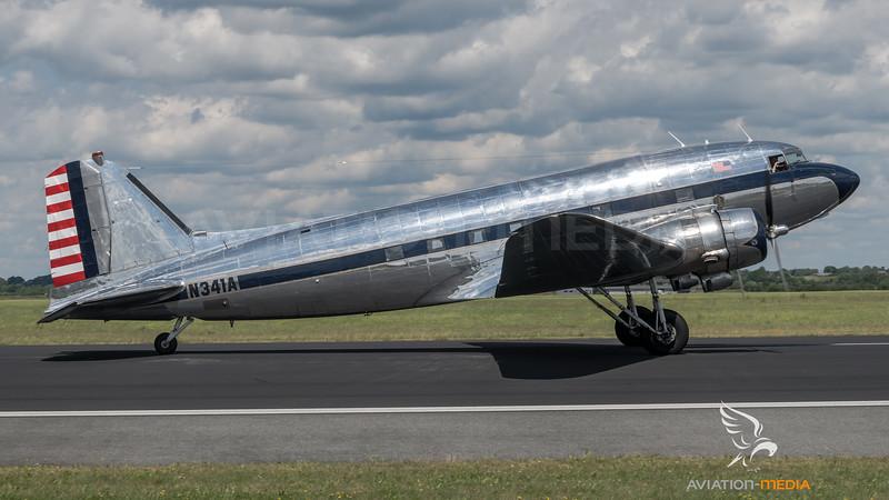 Golden Age Tours / Douglas C-41A / N341A