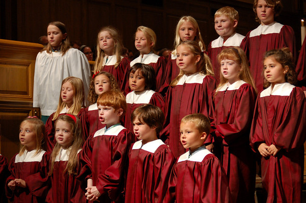 Children's Choirs 2007