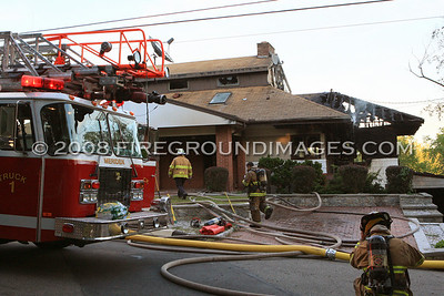 Dexter Ave. Fire (Meriden, CT) 9/16/07