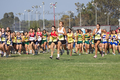 Foothill cross country
