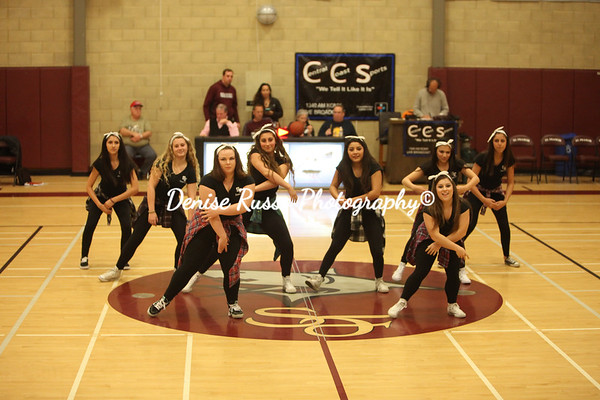 Saint Francis HS Dance Team