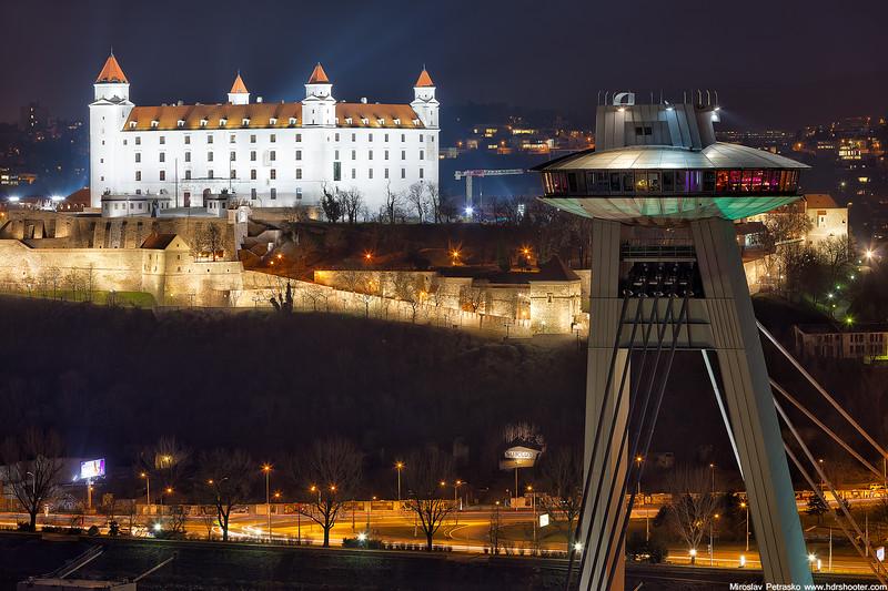 Bratislava landmarks