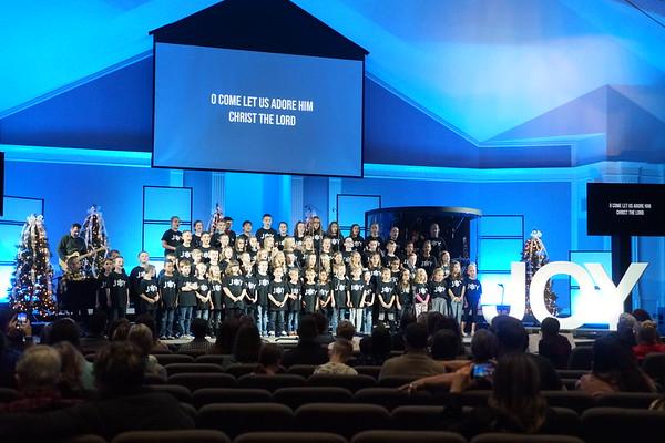 JOY - Kids Choir Program