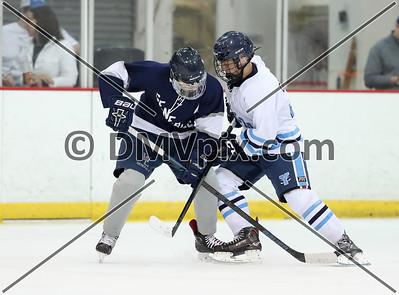 W-L vs Yorktown Ice Hockey (15 Mar 2019)