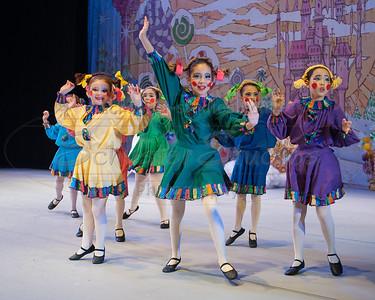 The Nutcracker - Concert Ballet - 2013 Corpus Christi, Texas