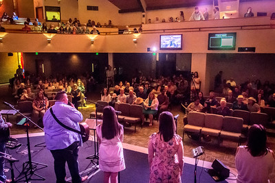 2019-04-21 PRCOC Easter Service Photos