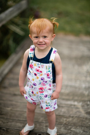Butzke Family | Summer Campground Family Session | Camp Northern Lights