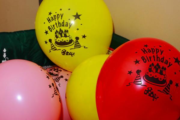 Bina's Birthday.