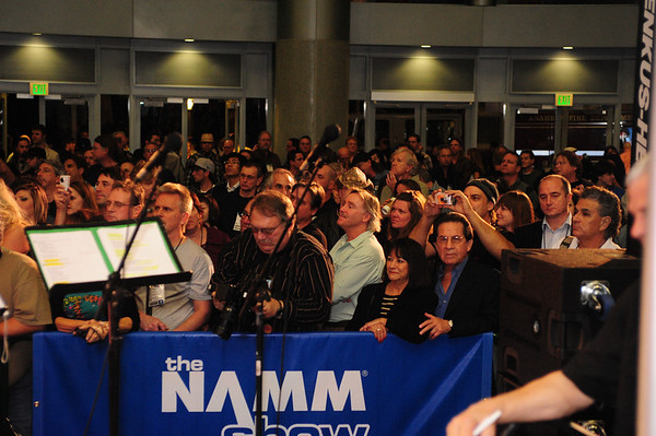 2010-01-15, NAMM, Icon Jam, two photographers, view entire file to see all the picture of each performer. PERFORMERS, SEE THE PRIVATE FILE FOR PERFORMERS ONLY