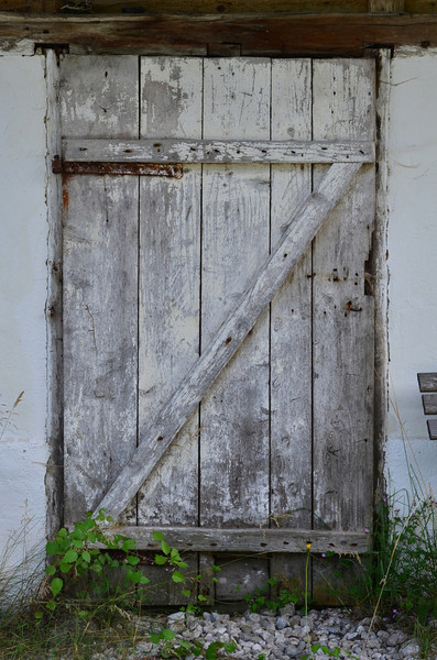 Door. Stara Fu